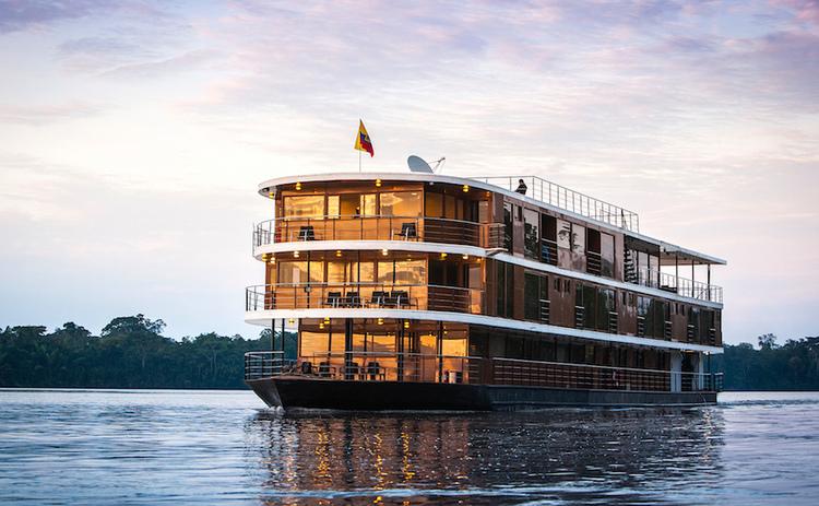 Anakonda Amazon Cruise.