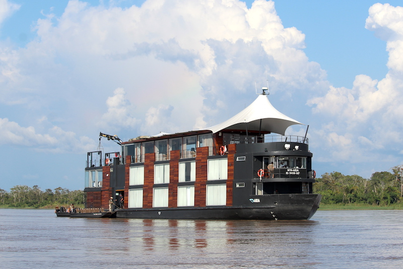 Aria Amazon Riverboat
