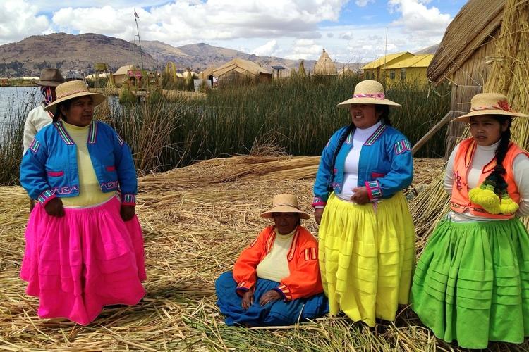 Lake Titicaca culture