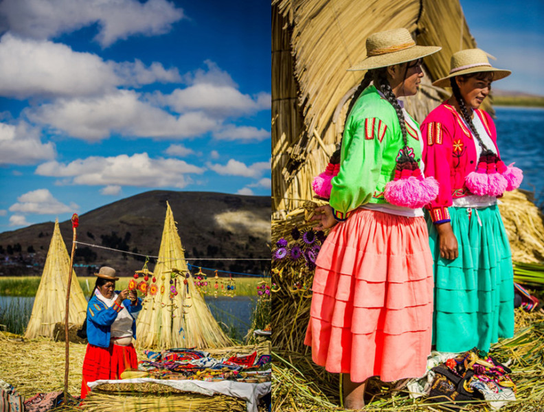 Lake Titicaca (ph. Wanderlust by Laura Grier)