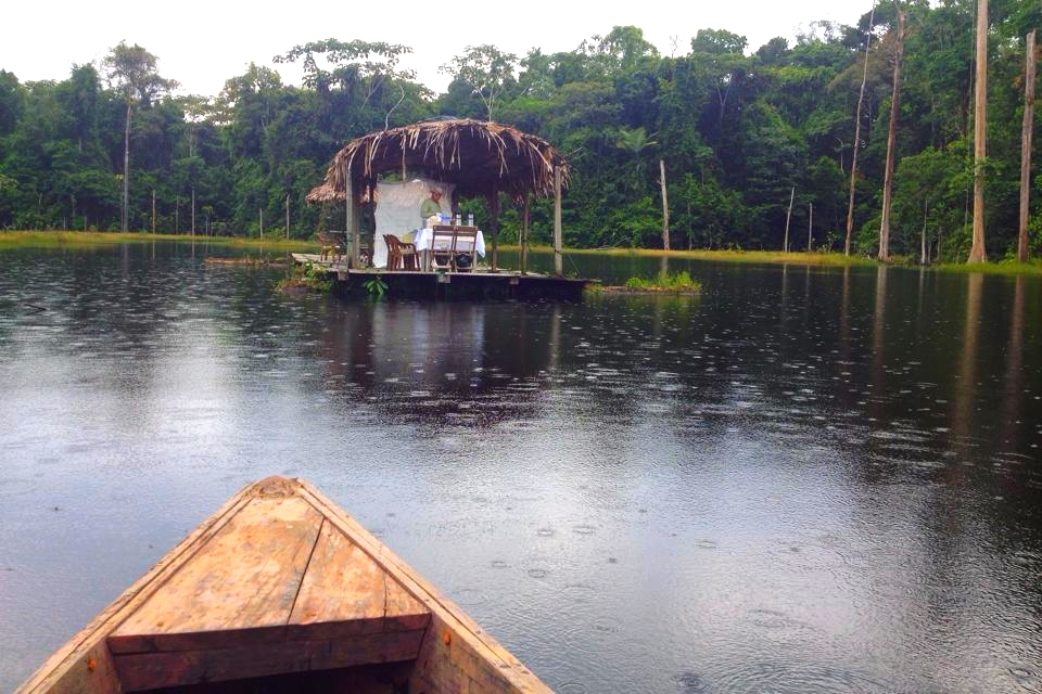 Peruvian Amazon Rainforest Cruise