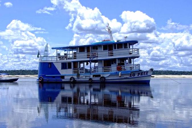 Aria Amazon Cruise