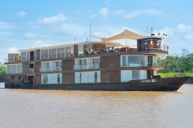 Zafiro Amazon Cruise