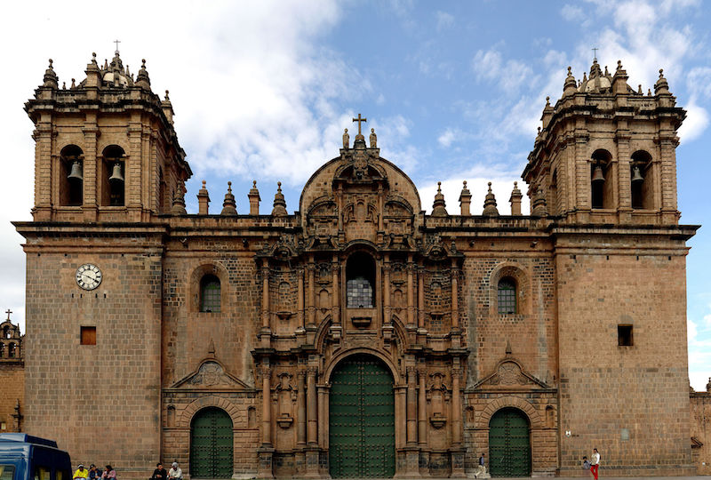 Cusco Cathedral (ph. Wikipedia)