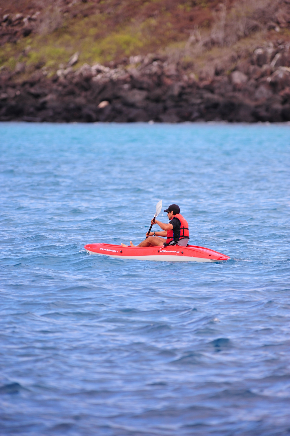 Galapagos Sea Kayaking