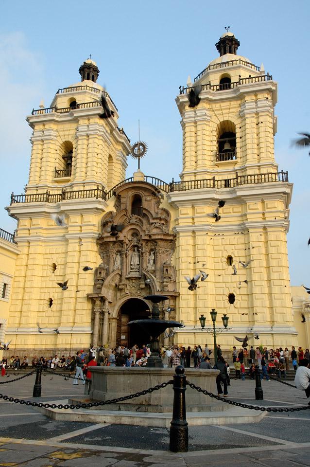San Fransisco de Lima