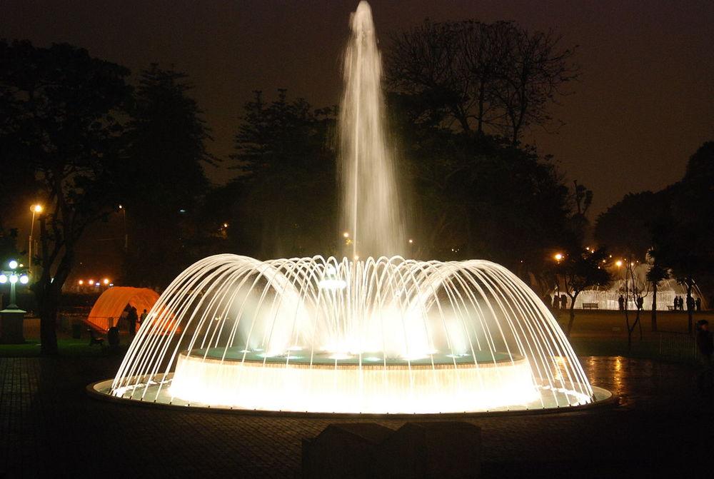 water park lima peru