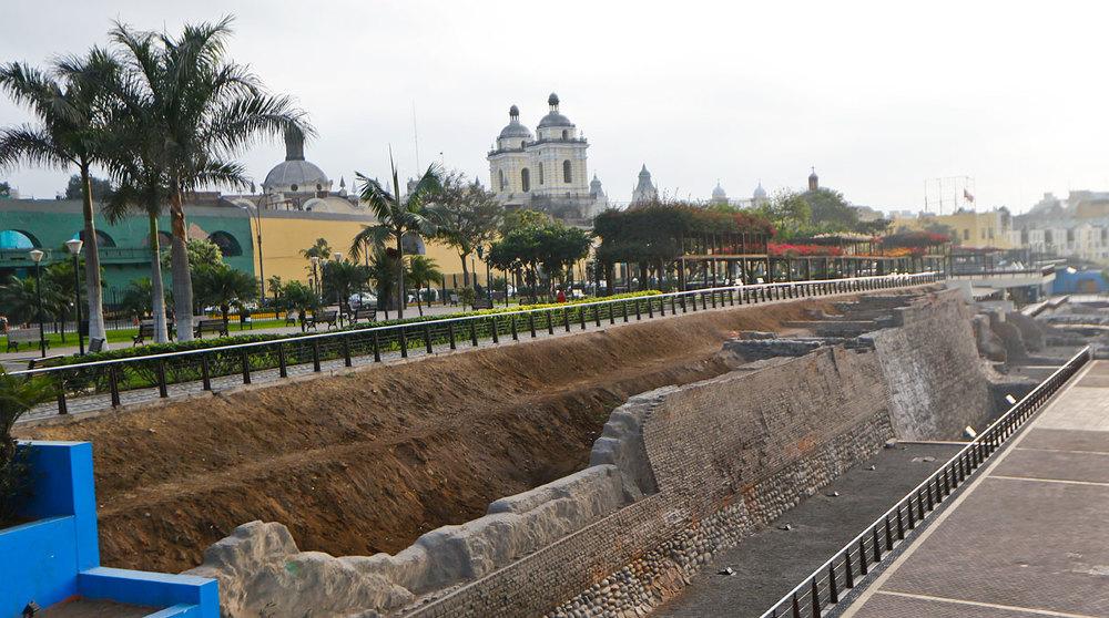 parque de la muralla