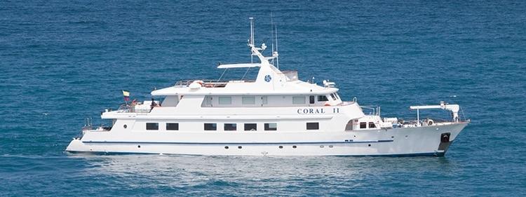 Galapagos Coral Cruise