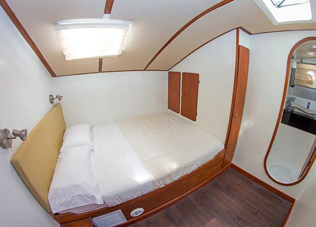 Nemo II Galapagos Cruise Cabins