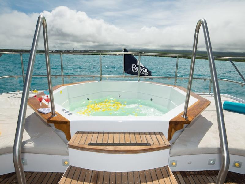 majestic galapagos boat