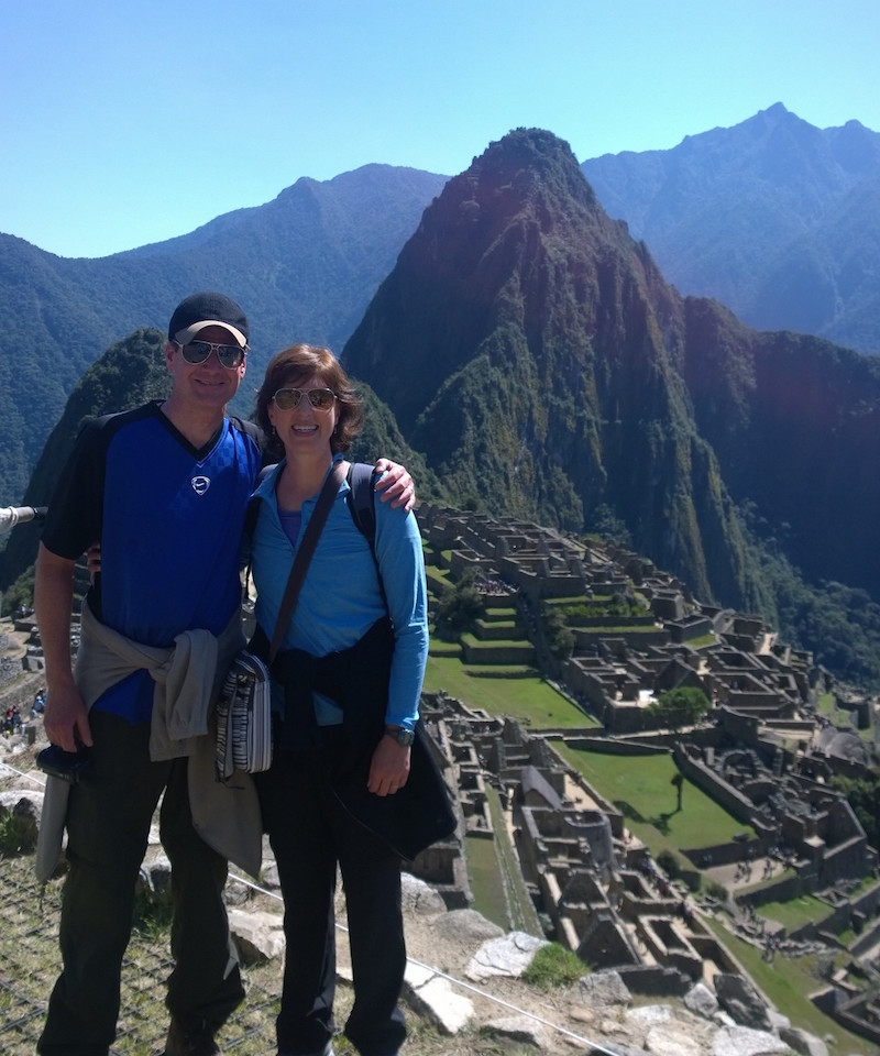 Machu Picchu Testimonial