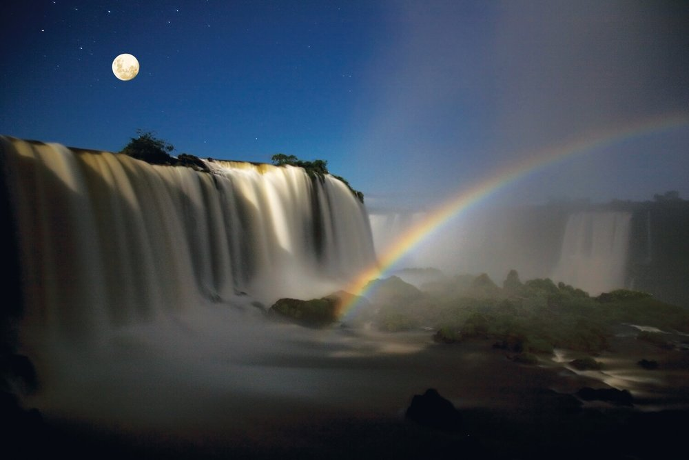 Moonlight Iguazu Falls Tour