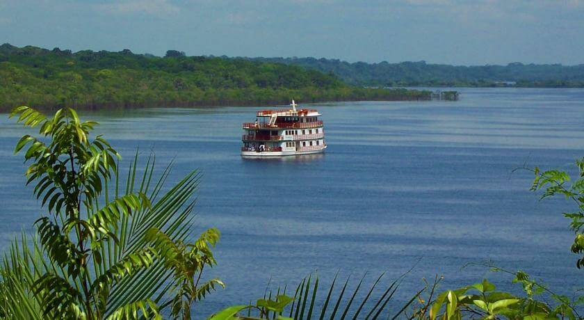 Clipper Premium Amazon Cruise on Amazon River
