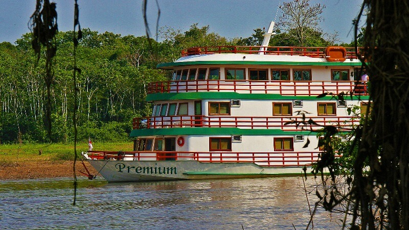 Clipper Premium Amazon Cruise