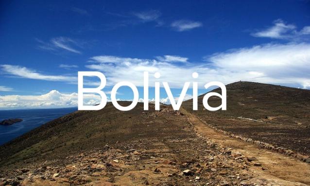 Bolivia VIsa