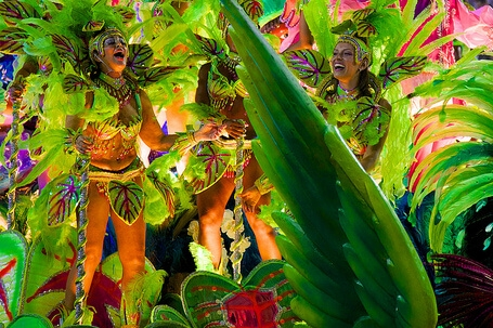 Rio Carnival 2018 Package
