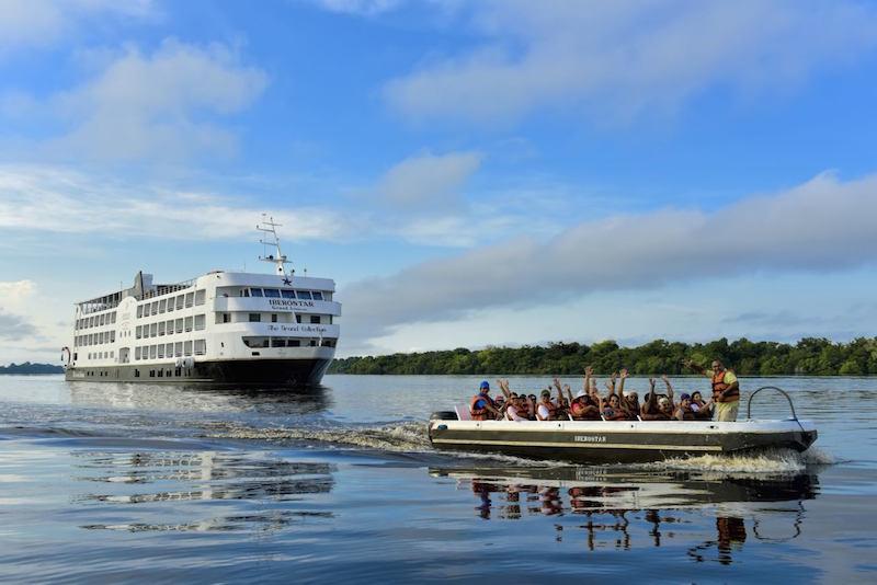 Iberostar Grand Amazon Cruise