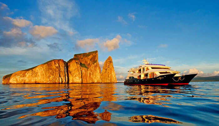 Save big on luxury Galapagos cruises in early 2017.