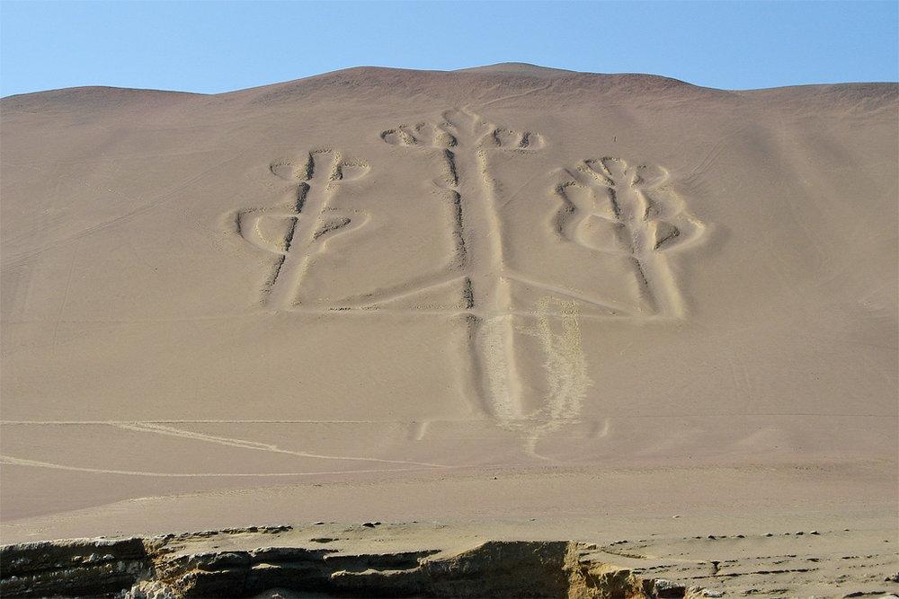 nazca line paracas tour