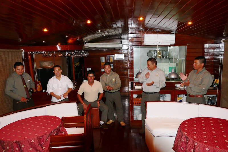 Cattleya Amazon Cruise Review