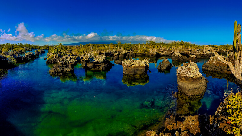 Galapagos weather
