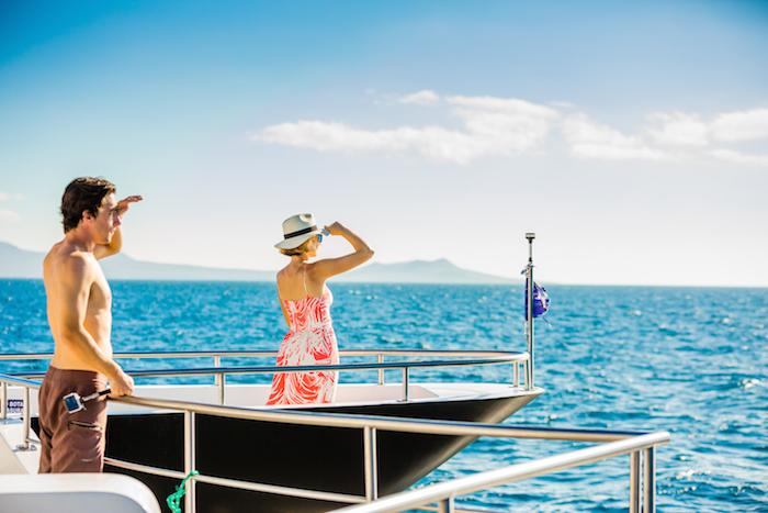 Galapagos Honeymoon Cruises