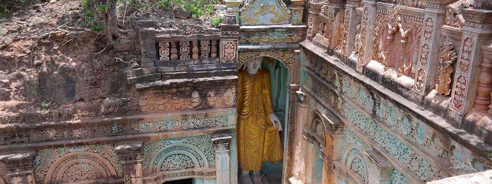 Paukan 2007 Myanmar Cruise Itinerary Day 1