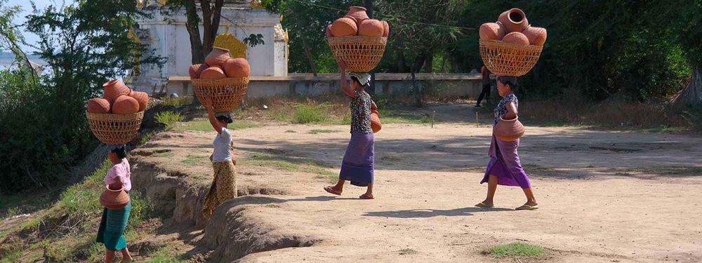 Paukan 2007 Myanmar Cruise Itinerary Day 4