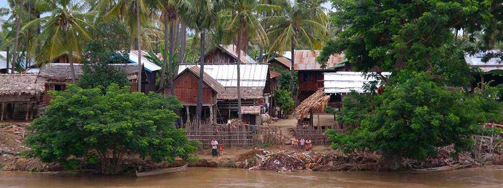 Paukan 1947 Myanmar Cruise Itinerary Day 3