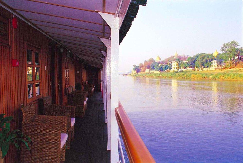 Paukan 1947 Myanmar Cruise Prices