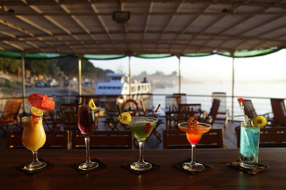 Paukan 2012 Bar