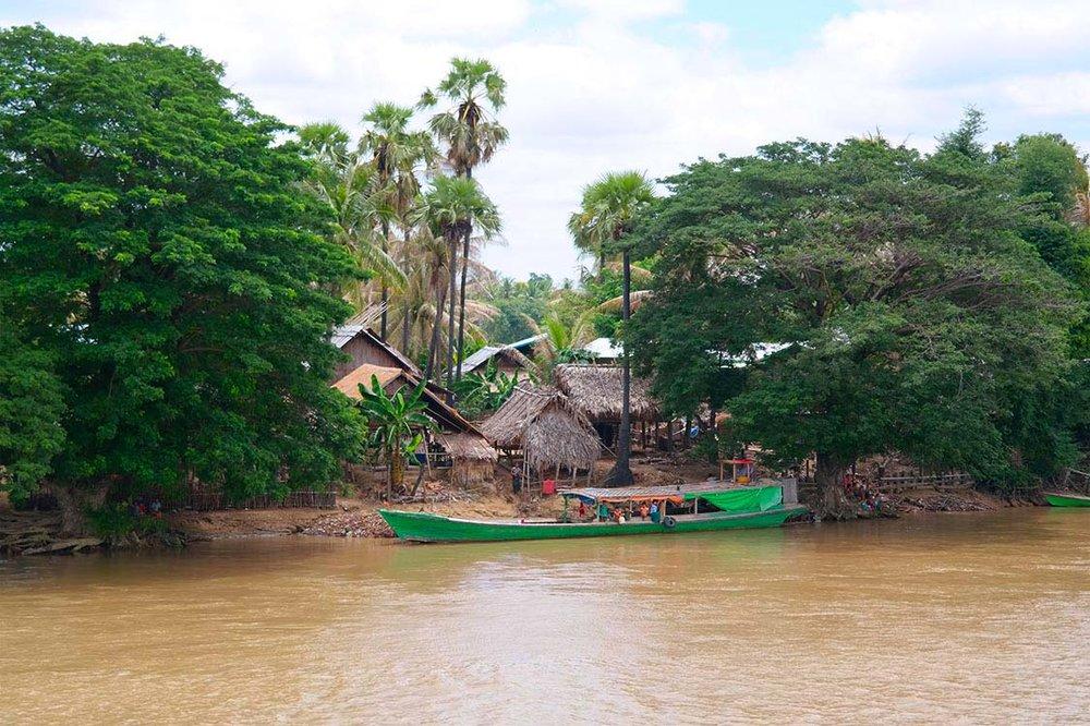 Rainy Season - Myanmar (Burma)