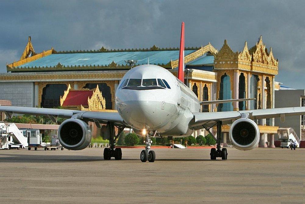 Yangon International Airport (Ph. Wikipedia)