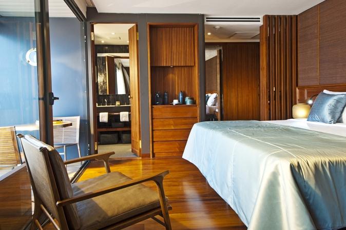 Aqua Mekong Cruise Cabin