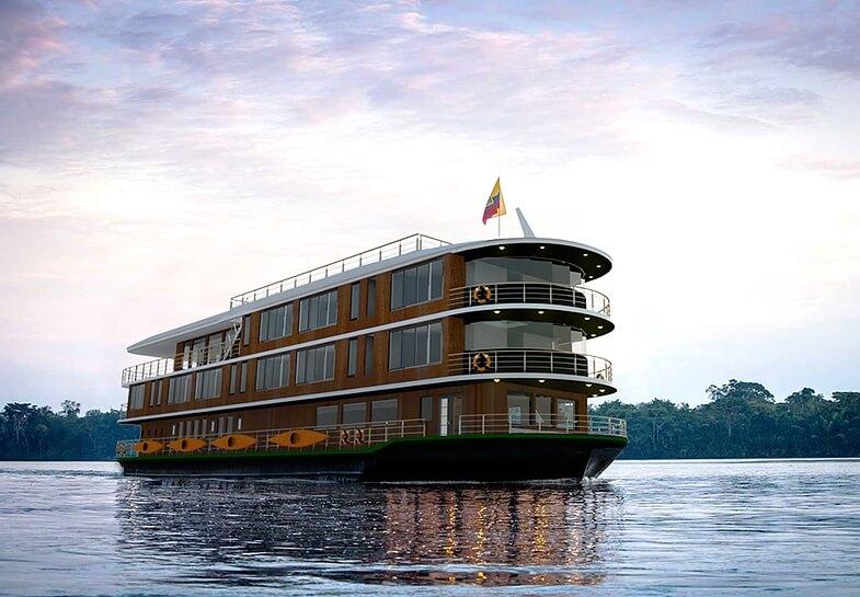 Manatee Amazon Cruise
