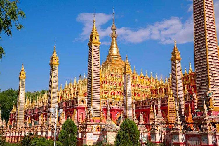 Myanmar Destinations