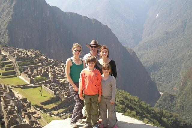 Machu Picchu Family Tour