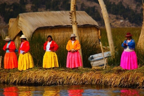 Tour Lake Titicaca Peru