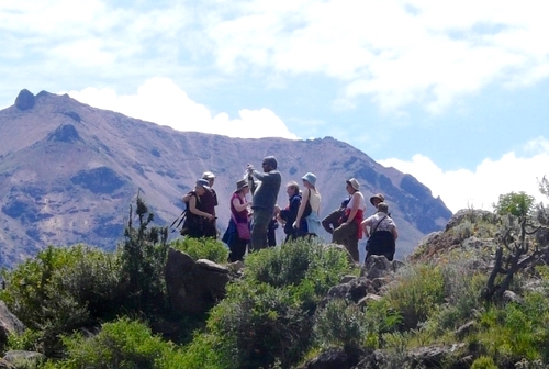 Inca Trek to Machu Picchu
