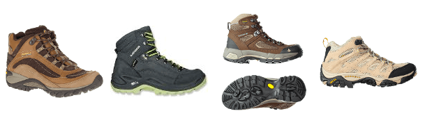 Best Hiking Boots for the Inca Trail