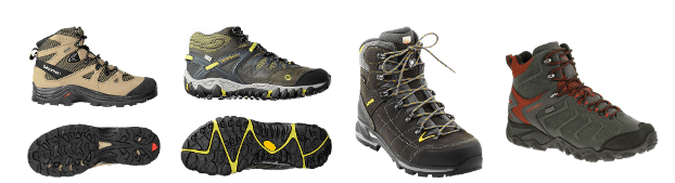 29fb5d1817d Best Hiking Boots for the Inca Trail | Rainforest Cruises