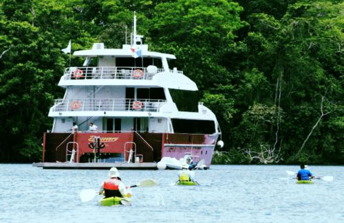 Discovery Panama Cruise