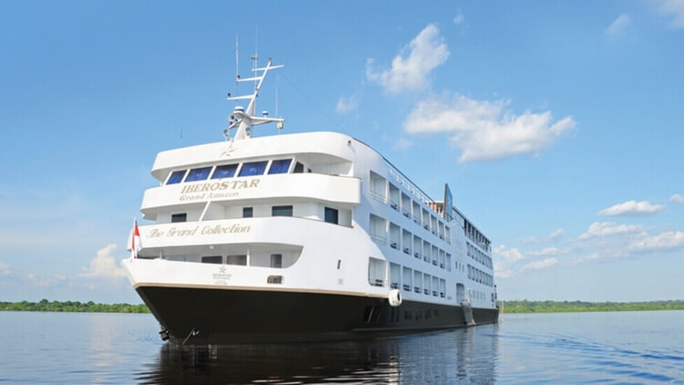 Iberostar Amazon Cruise Boat
