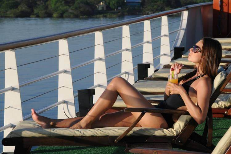 Iberostar Cruise Sundeck