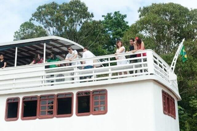 Brazil Amazon Cruise
