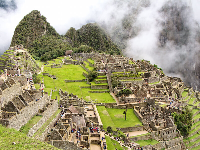 Machu Picchu Amazon Tour