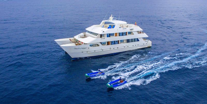 Galapagos Catamaran Cruising