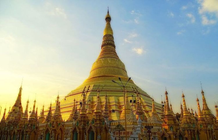 History of Shwedagon Pagoda