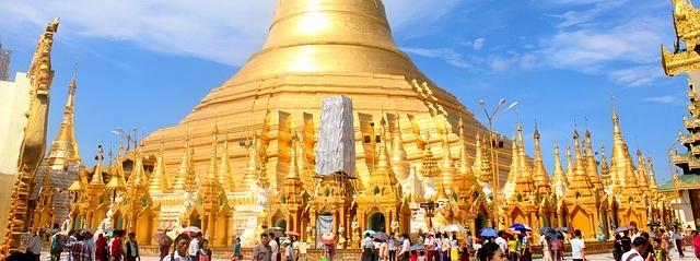 Yangon Tour Myanmar
